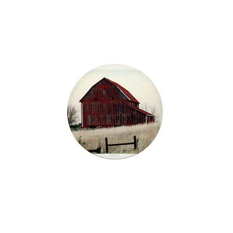 American Barns No.3 Mini Button (10 pack)