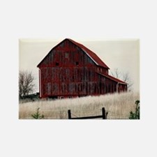 American Barns No.3 Rectangle Magnet