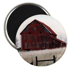 "American Barns No.3 2.25"" Magnet (10 pack)"