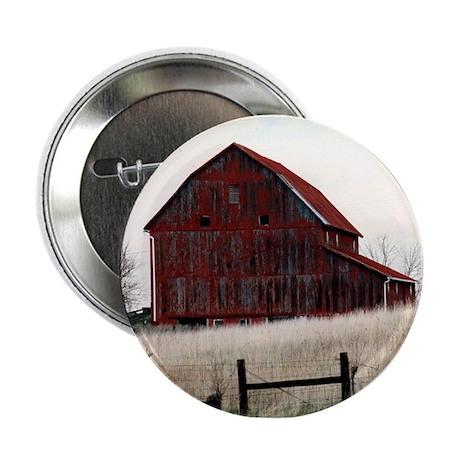 "American Barns No.3 2.25"" Button"