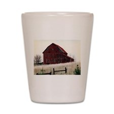 American Barns No.3 Shot Glass