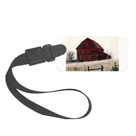 American Barns No.3 Small Luggage Tag