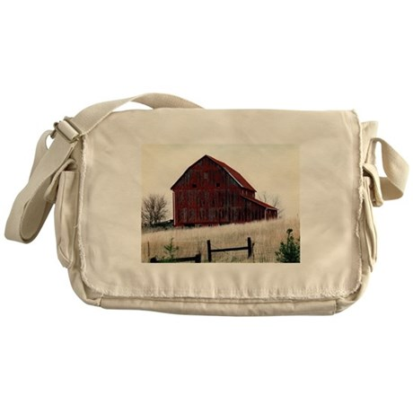 American Barns No.3 Messenger Bag