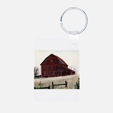 American Barns No.3 Keychains