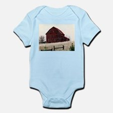 American Barns No.3 Infant Bodysuit
