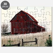 American Barns No.3 Puzzle