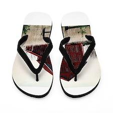 American Barns No.3 Flip Flops