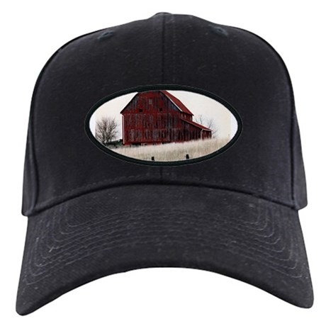 American Barns No.3 Black Cap