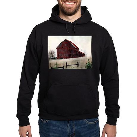 American Barns No.3 Hoodie (dark)