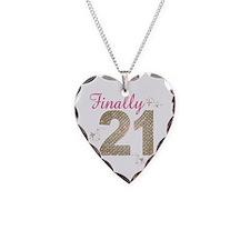 Finally 21 Necklace