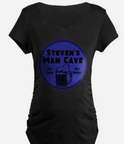 Personalized Man Cave T-Shirt