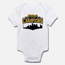 The City of Champions Infant Bodysuit