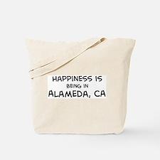 Alameda - Happiness Tote Bag