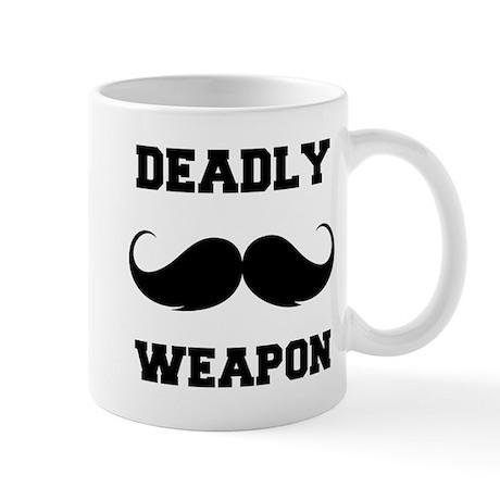 Deadly weapon Mug