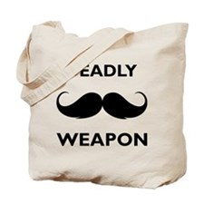 Deadly weapon Tote Bag