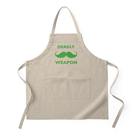 Deadly weapon Apron