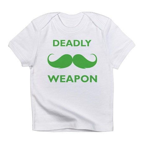 Deadly weapon Infant T-Shirt