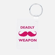 Deadly weapon Keychains