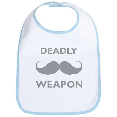 Deadly weapon Bib