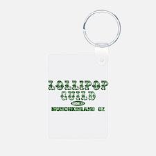 Lollipop Guild Keychains