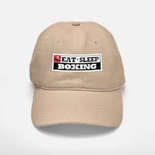 Eat Sleep Boxing Baseball Baseball Cap