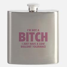 I'm not a BITCH Flask