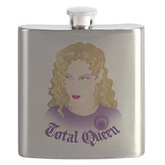 Total Queen Flask