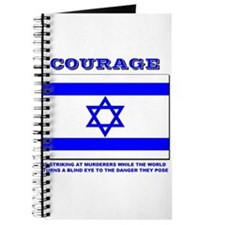 Cute Israel support Journal