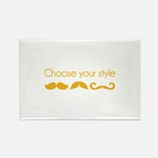 Choose your style Rectangle Magnet (10 pack)