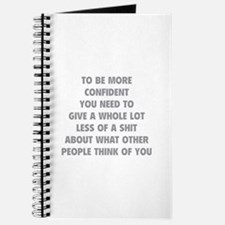 Confident Journal
