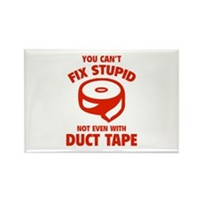 You can't fix stupid Rectangle Magnet