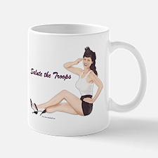 Patriotic PinUp Mug