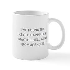 Key To Hapiness Mug