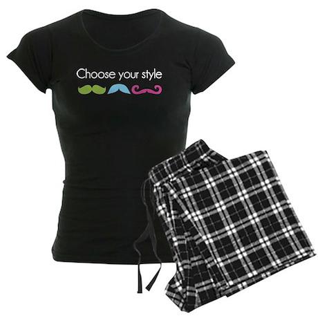 Choose your style Women's Dark Pajamas