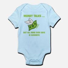 Money Talks Infant Bodysuit