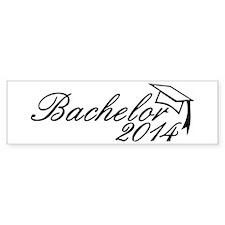Bachelor 2014 Bumper Sticker