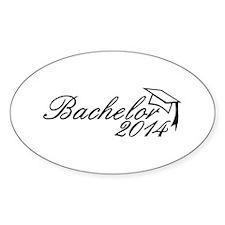 Bachelor 2014 Decal