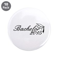 """Bachelor 2015 3.5"""" Button (10 pack)"""
