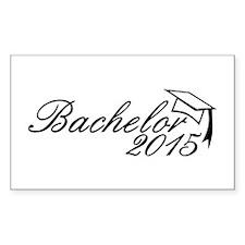 Bachelor 2015 Decal