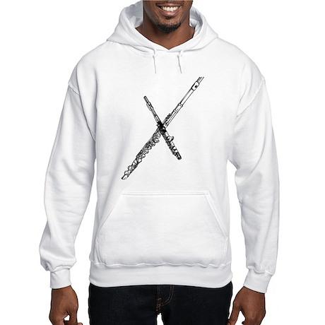 Flutie Tooties Hooded Sweatshirt