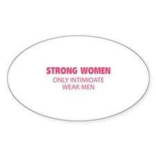 Strong Women Decal