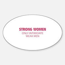 Strong Women Decal