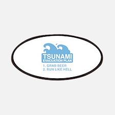 Tsunami Evacuation Plan Patches