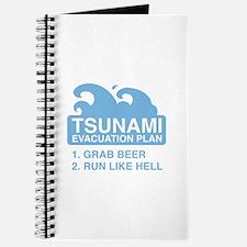 Tsunami Evacuation Plan Journal