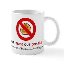 Stop Passion Fruit Allergies Mug