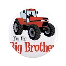 Red Tractor Im the Big Brother 3.5