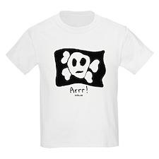 Arrr! Kids T-Shirt