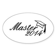 Master 2014 Decal