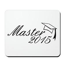 Master 2015 Mousepad