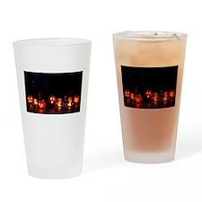 Halloween decorations Drinking Glass